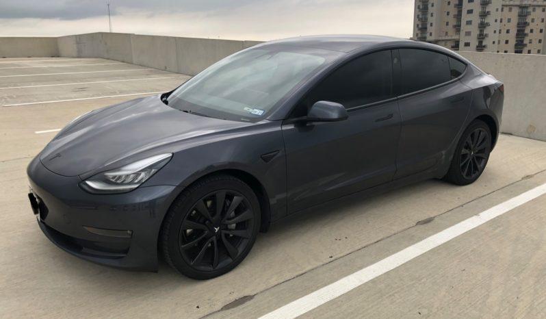 2018 Model 3 Long Range AWD