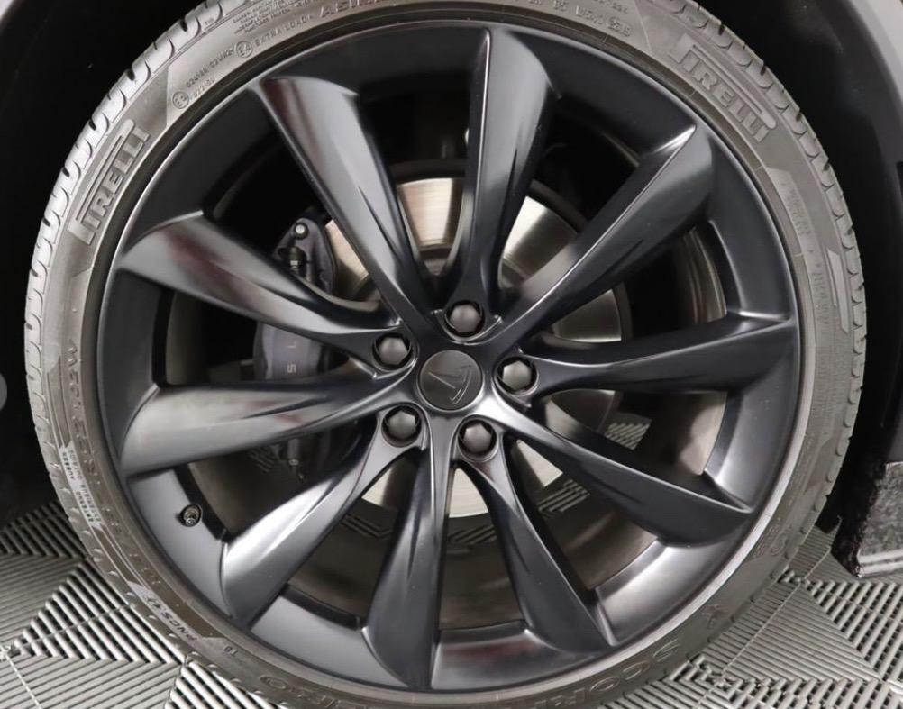 2019 Model X Long Range Plus AWD full