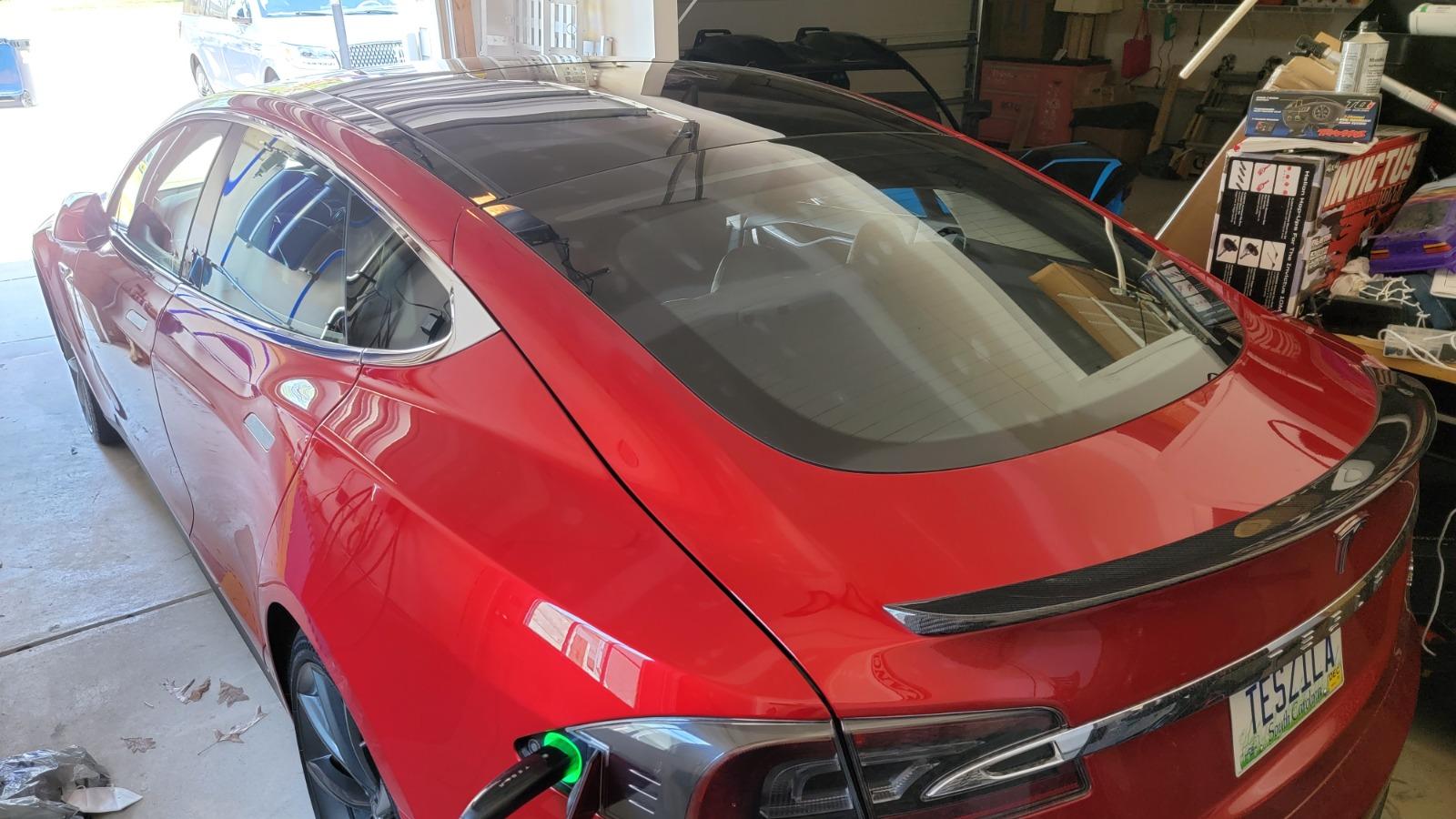 2014 Model S P85+ full