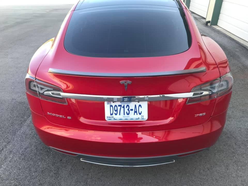 2013 Model S P85 full