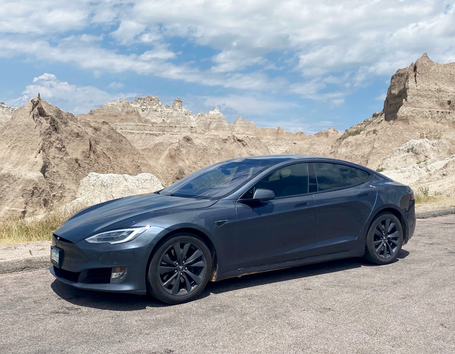 2016 Model S 75D