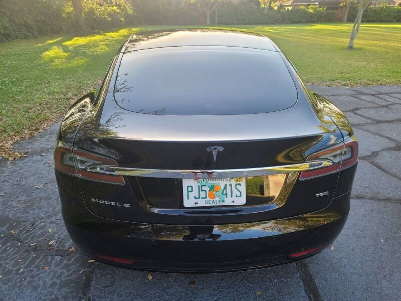 2017 Model S 75D full
