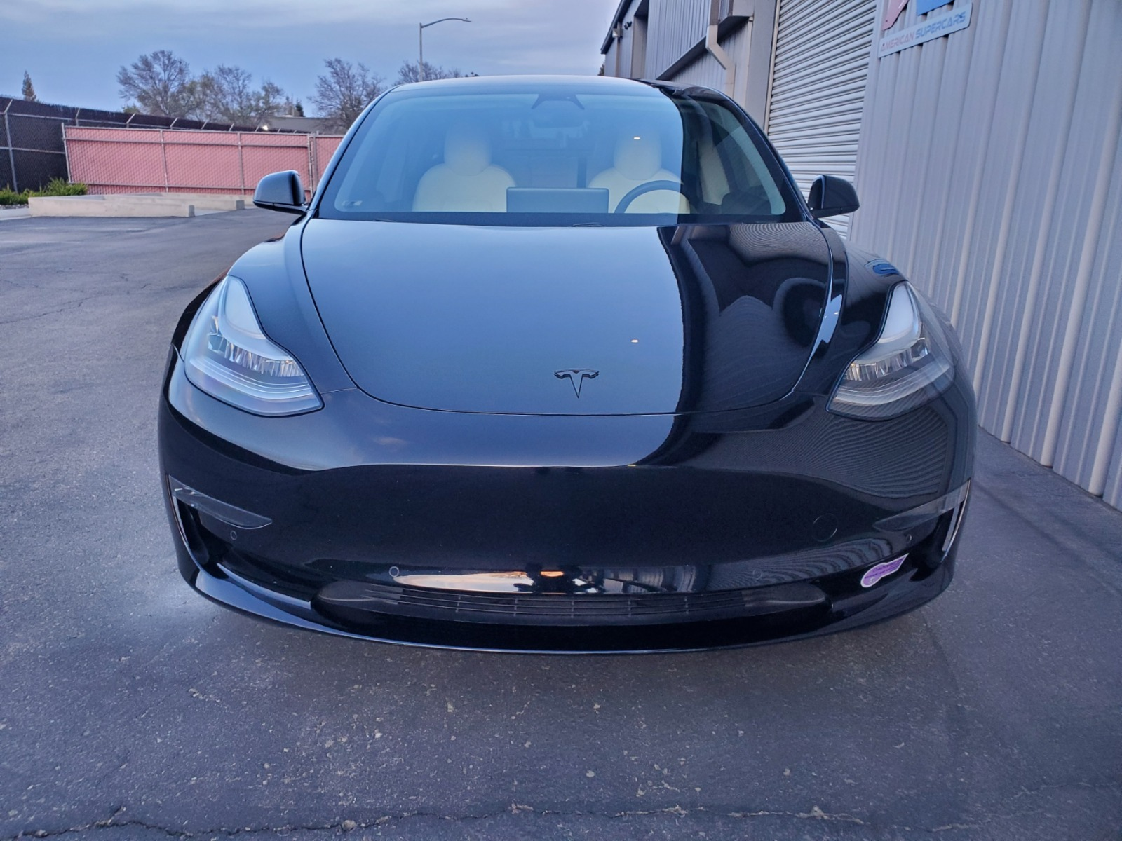 2018 Model 3 Long Range AWD full