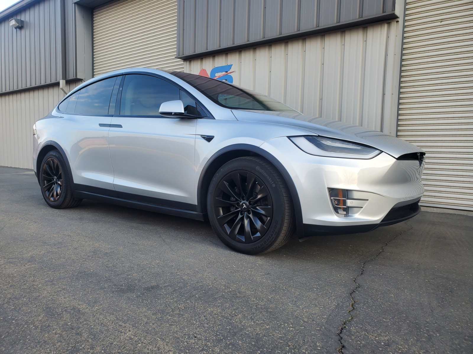 2017 Model X 100D full