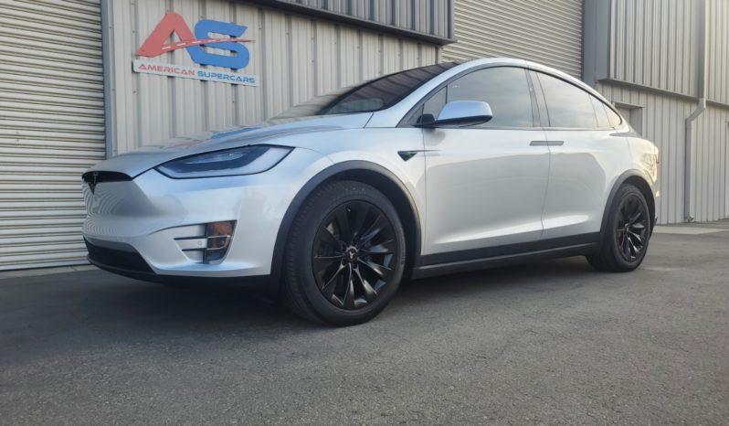 2017 Model X 100D