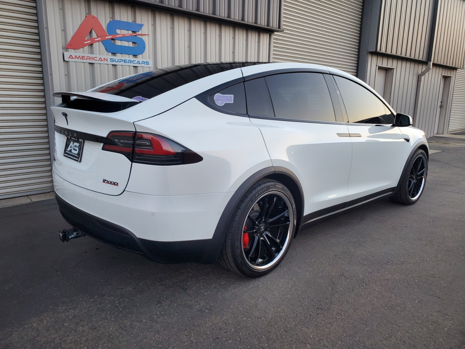 2018 Model X P100DL full