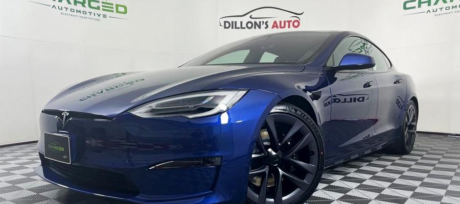 2021 Model S Plaid