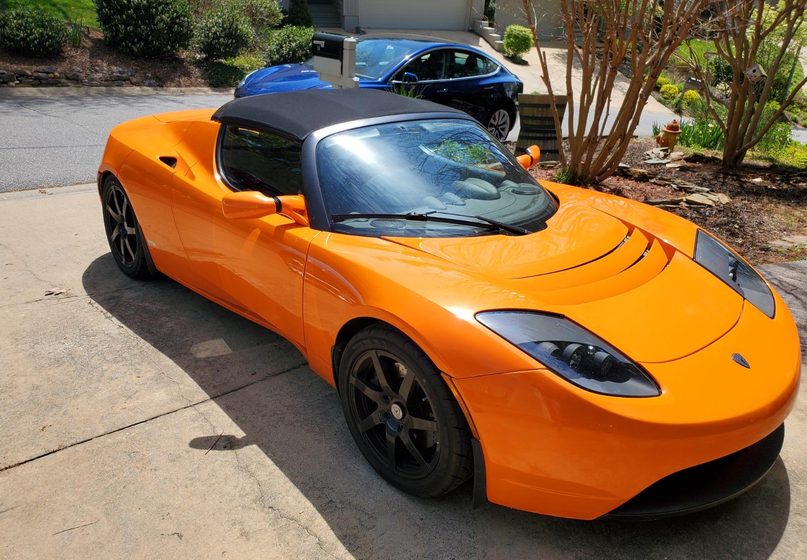2010 Roadster 2.5 Sport full