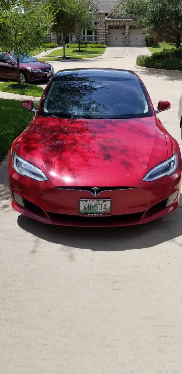 2017 Model S 60D full