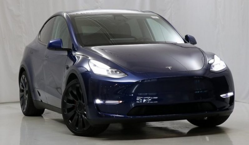 2020 Model Y Performance