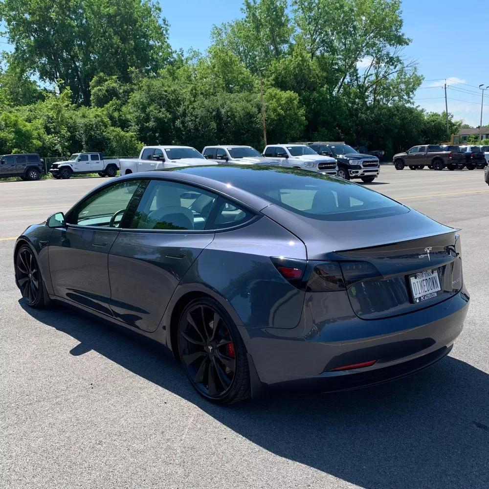 2019 Model 3 Performance full