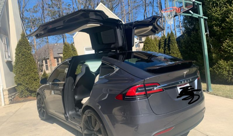 2019 Model X Long Range Plus AWD