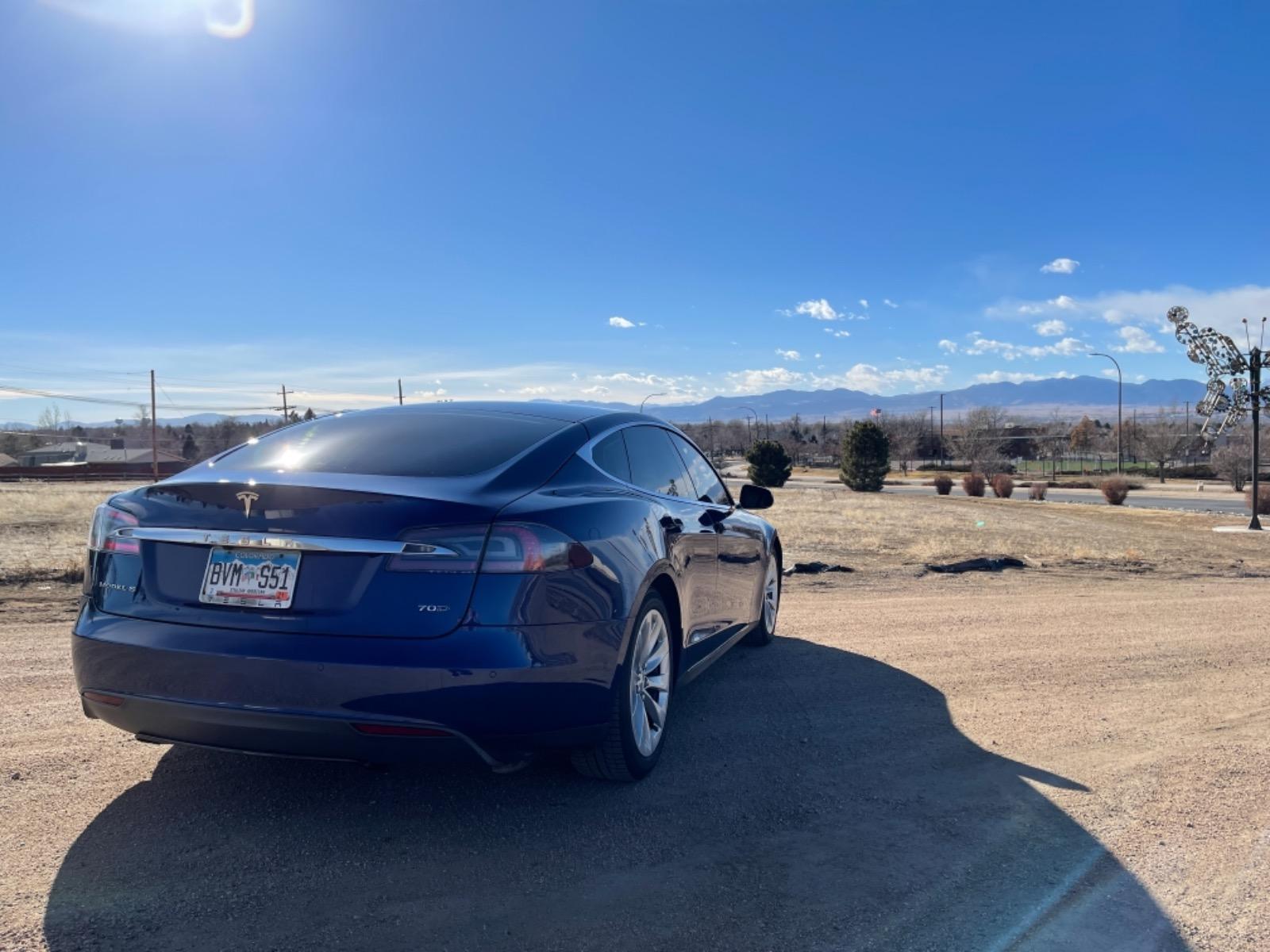 2016 Model S 70D full