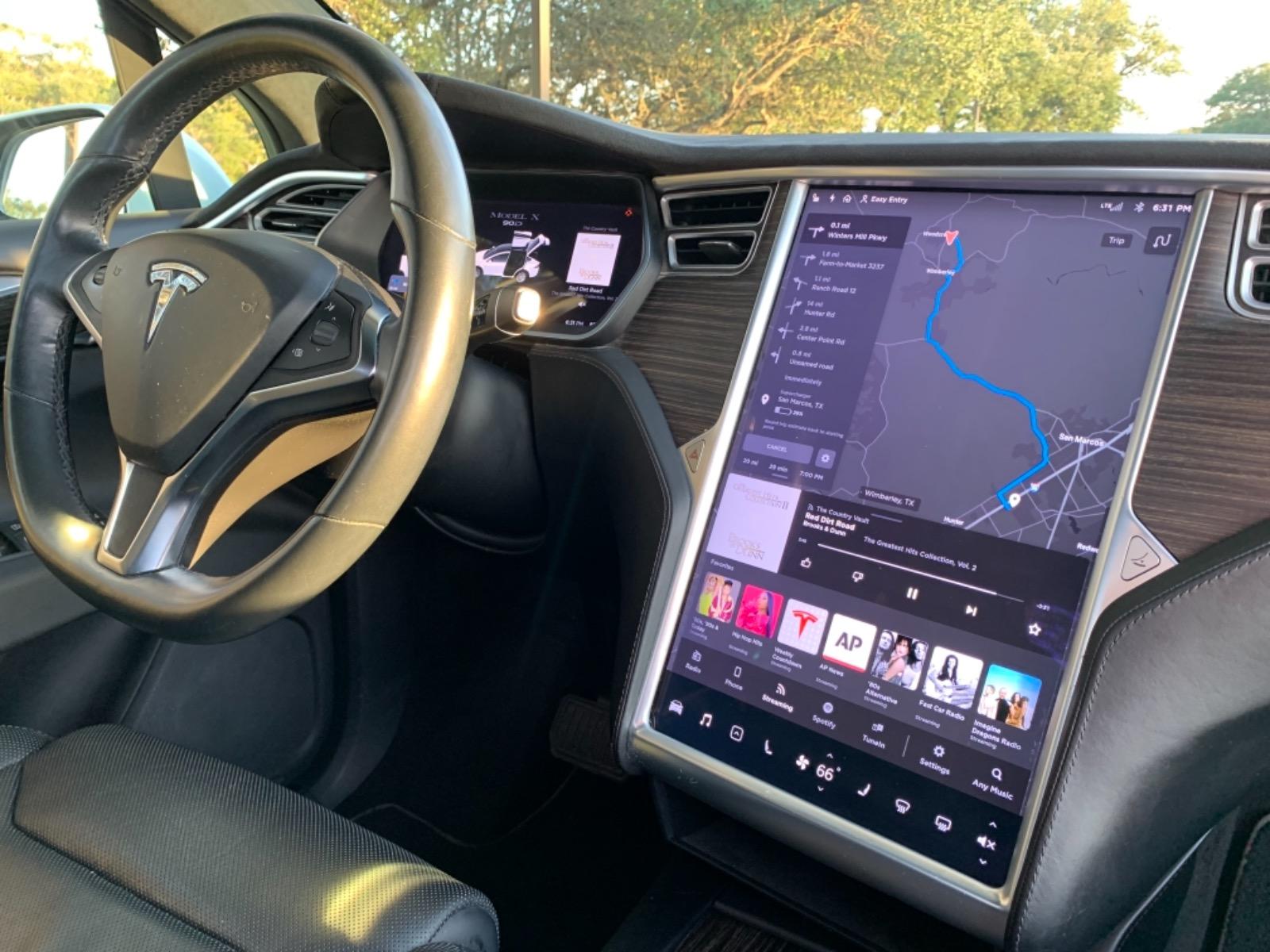 2016 Model X 90D full