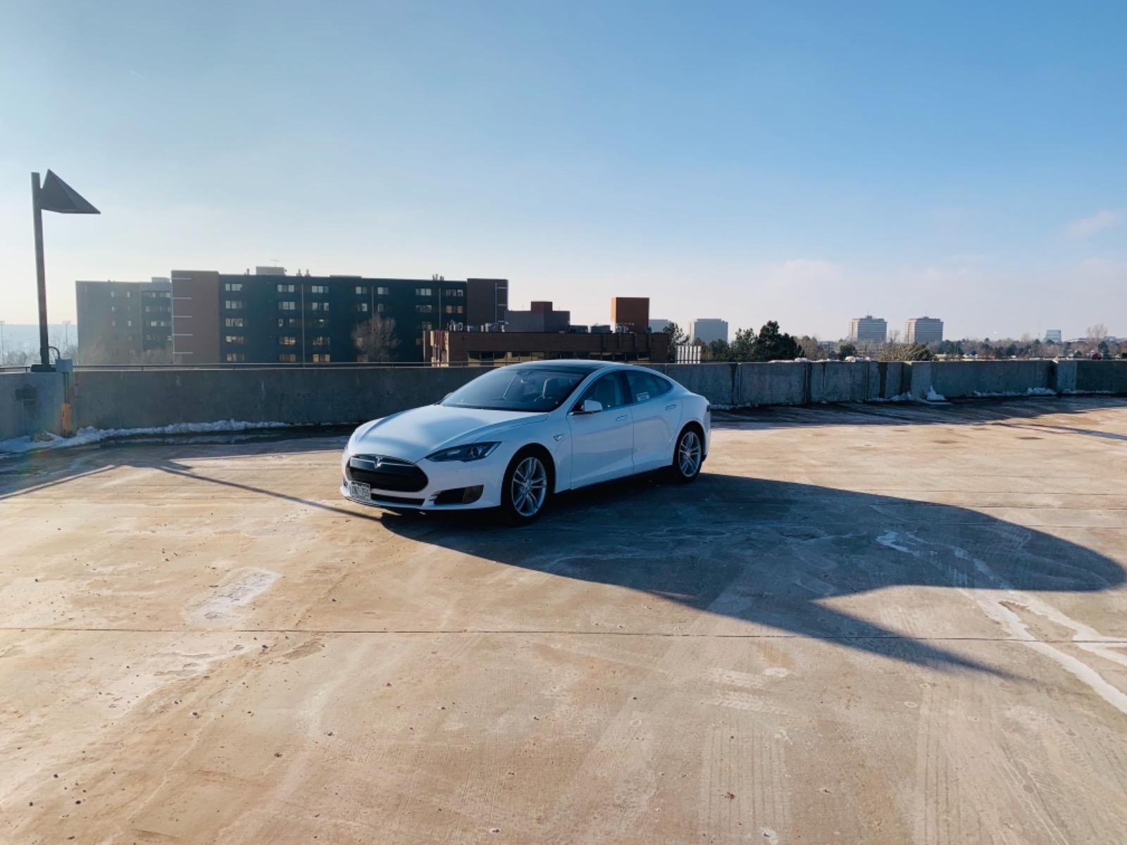 2015 Model S 90D full