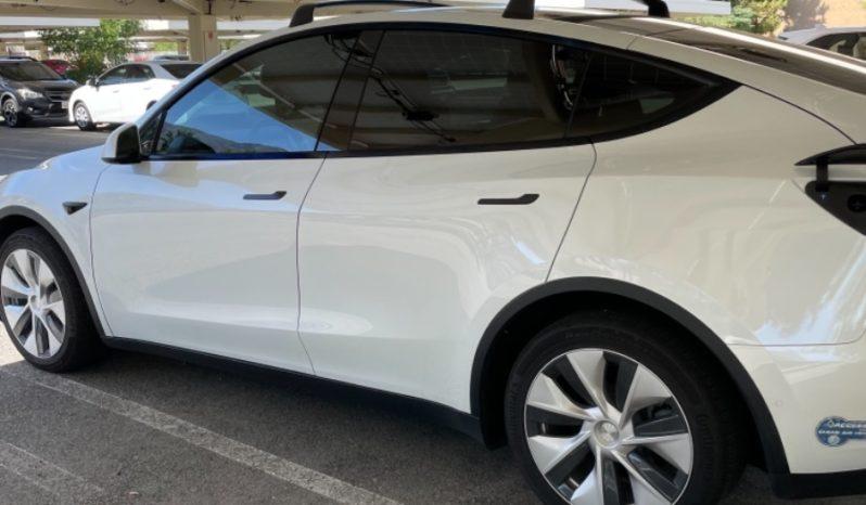 2021 Model Y Long Range AWD