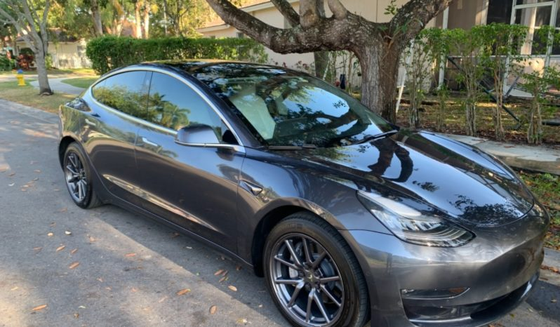 2019 Model 3 Long Range AWD