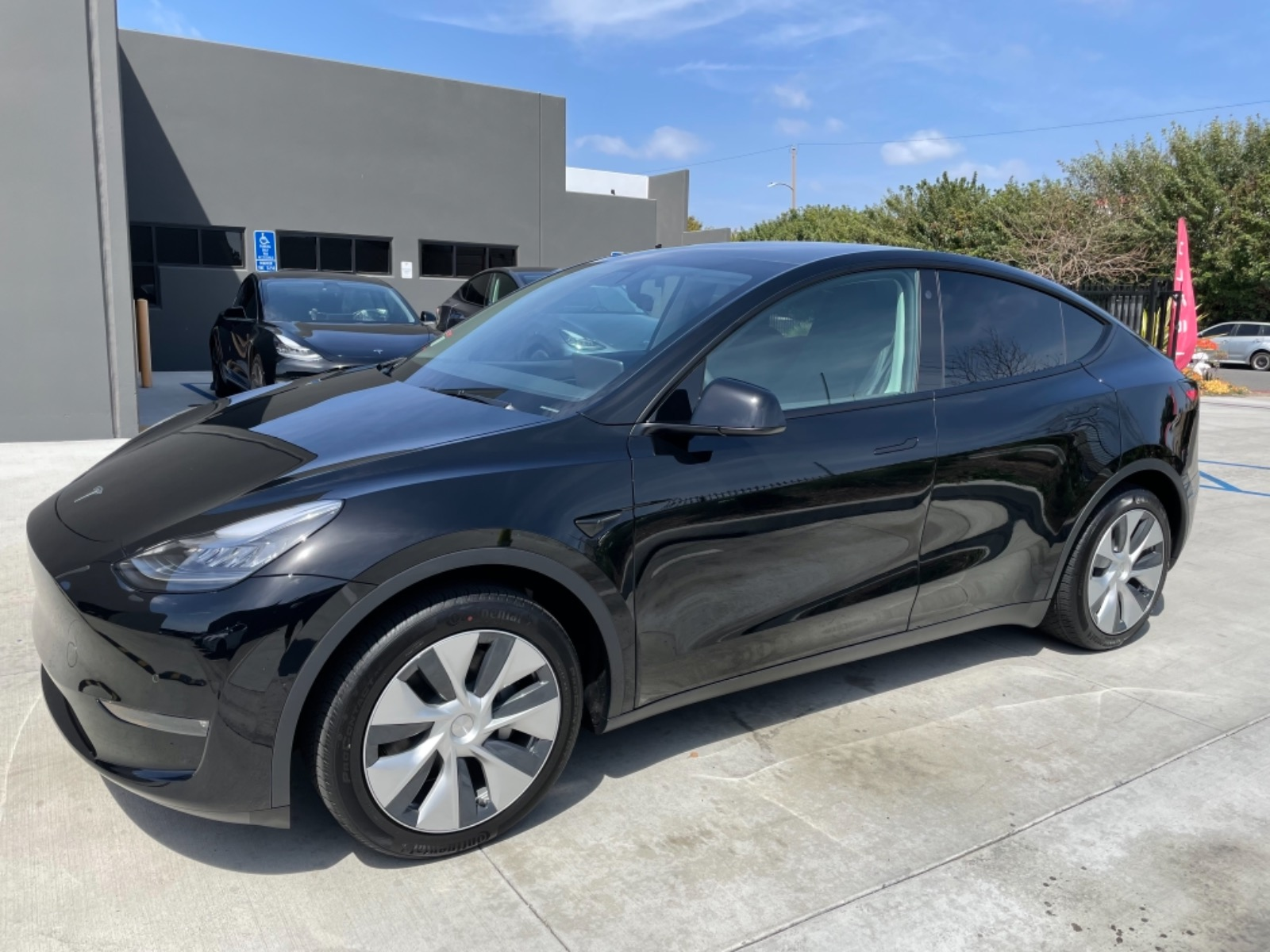 2021 Model Y Long Range AWD full