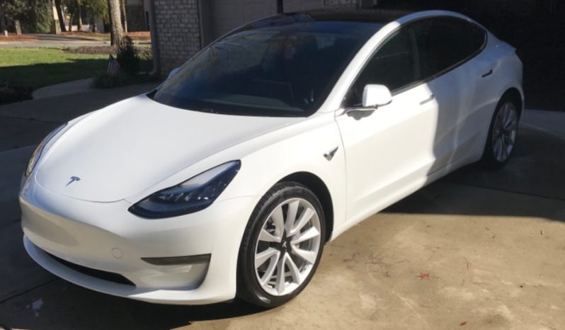 2018 Model 3 Long Range AWD