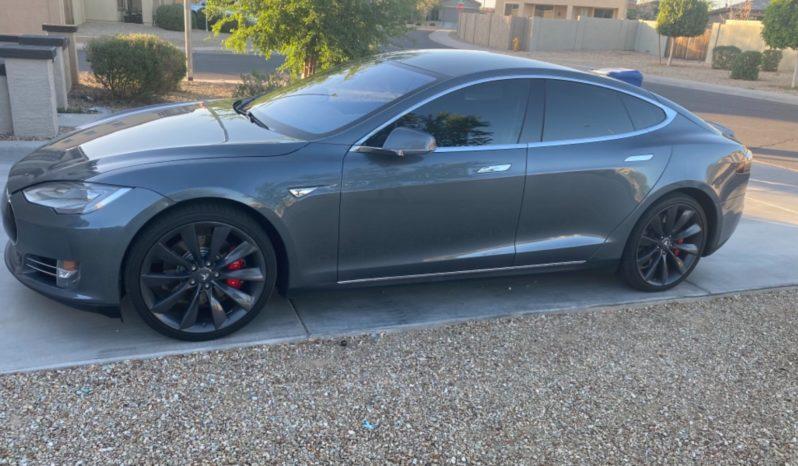 2014 Model S P85
