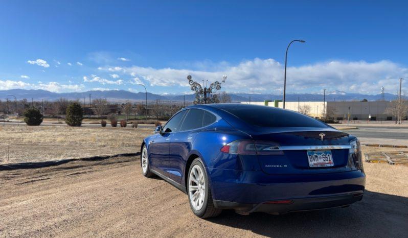 2016 Model S 70D
