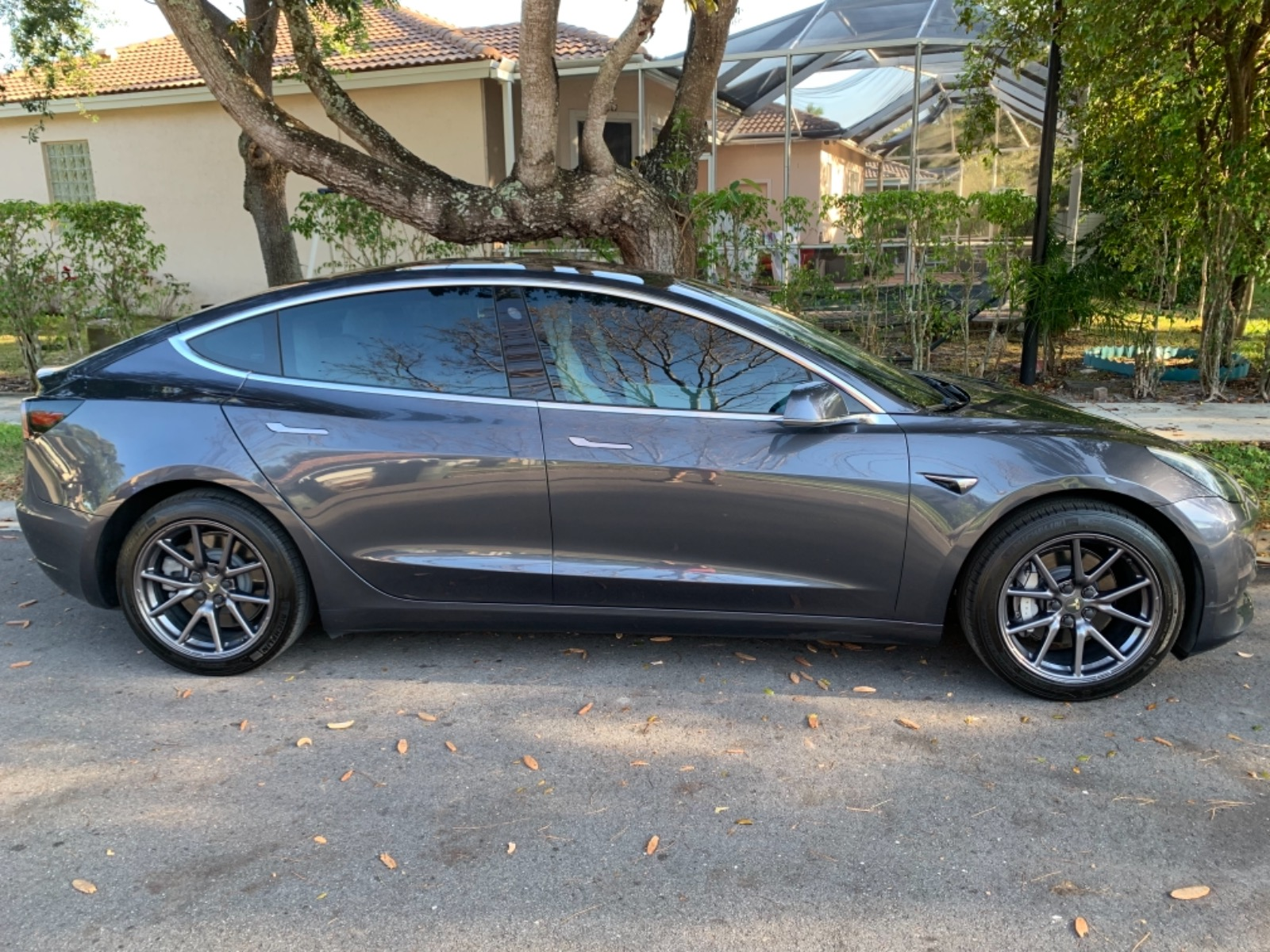 2019 Model 3 Long Range AWD full