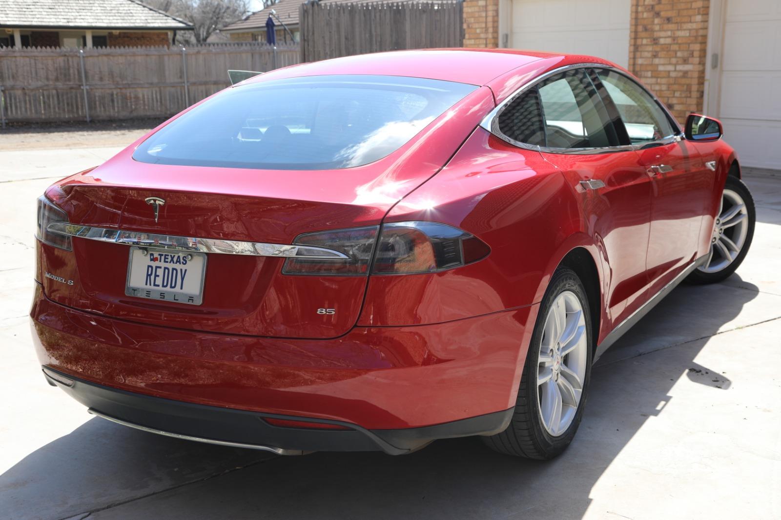 2013 Model S 85 full