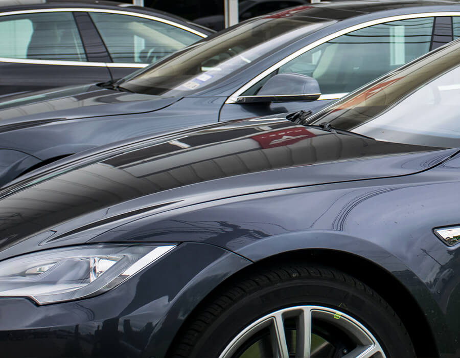Buy Tesla Model S from Dealer