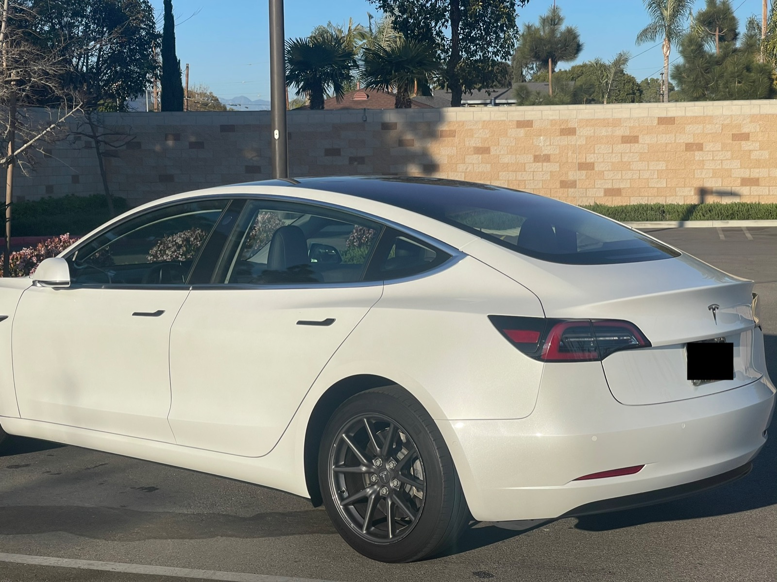 2017 Model 3 Long Range RWD full