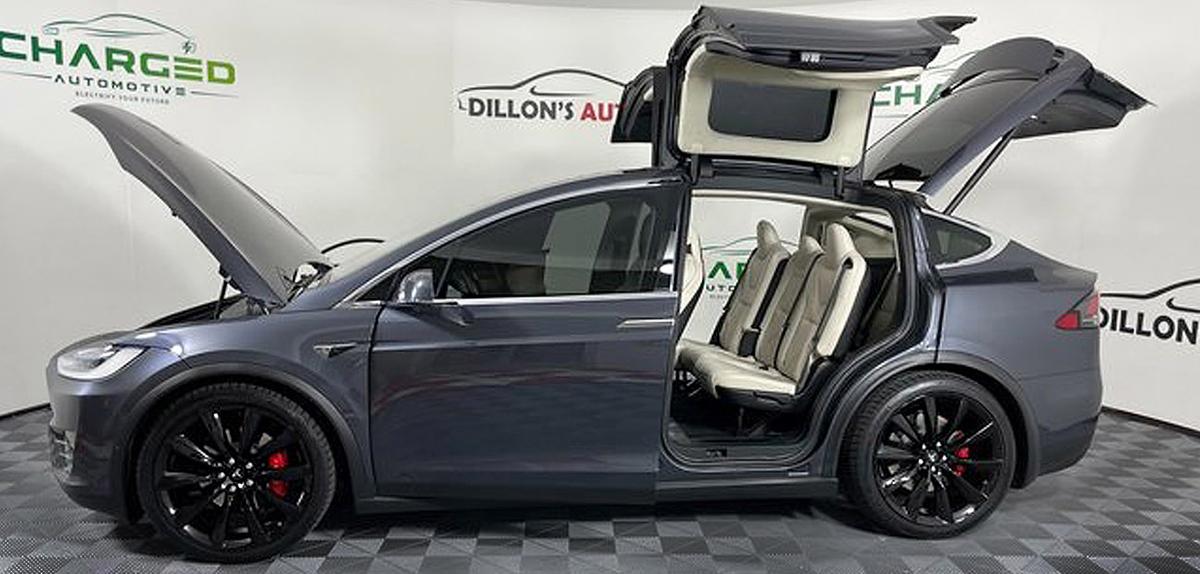 Charged Automotive Tesla Dealer