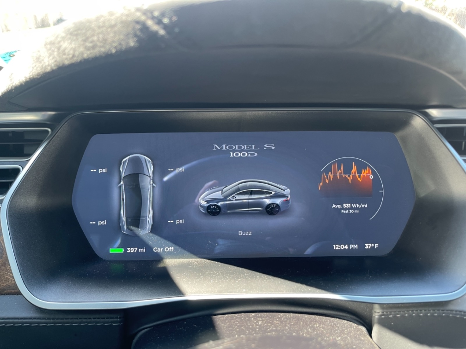 2017 Model S 100D full