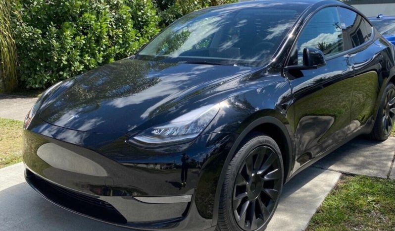 2021 Model Y Long Range AWD