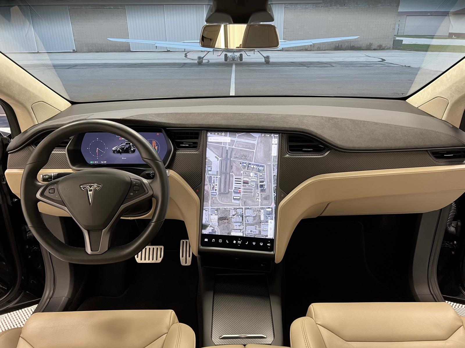 2017 Model X P100DL full