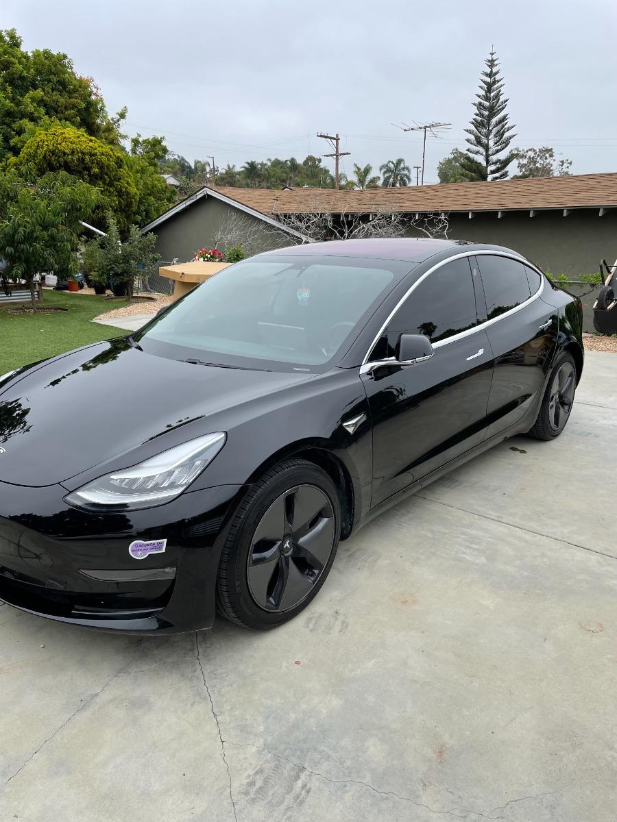 2018 Model 3 Long Range RWD full