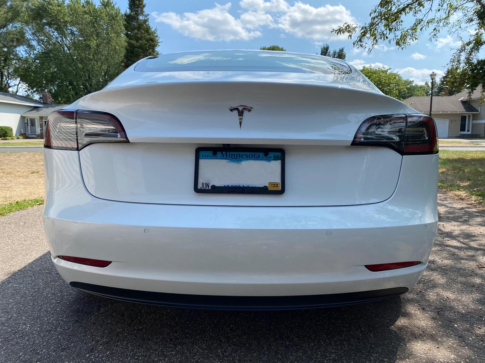 2019 Model 3 Standard Range Plus RWD full