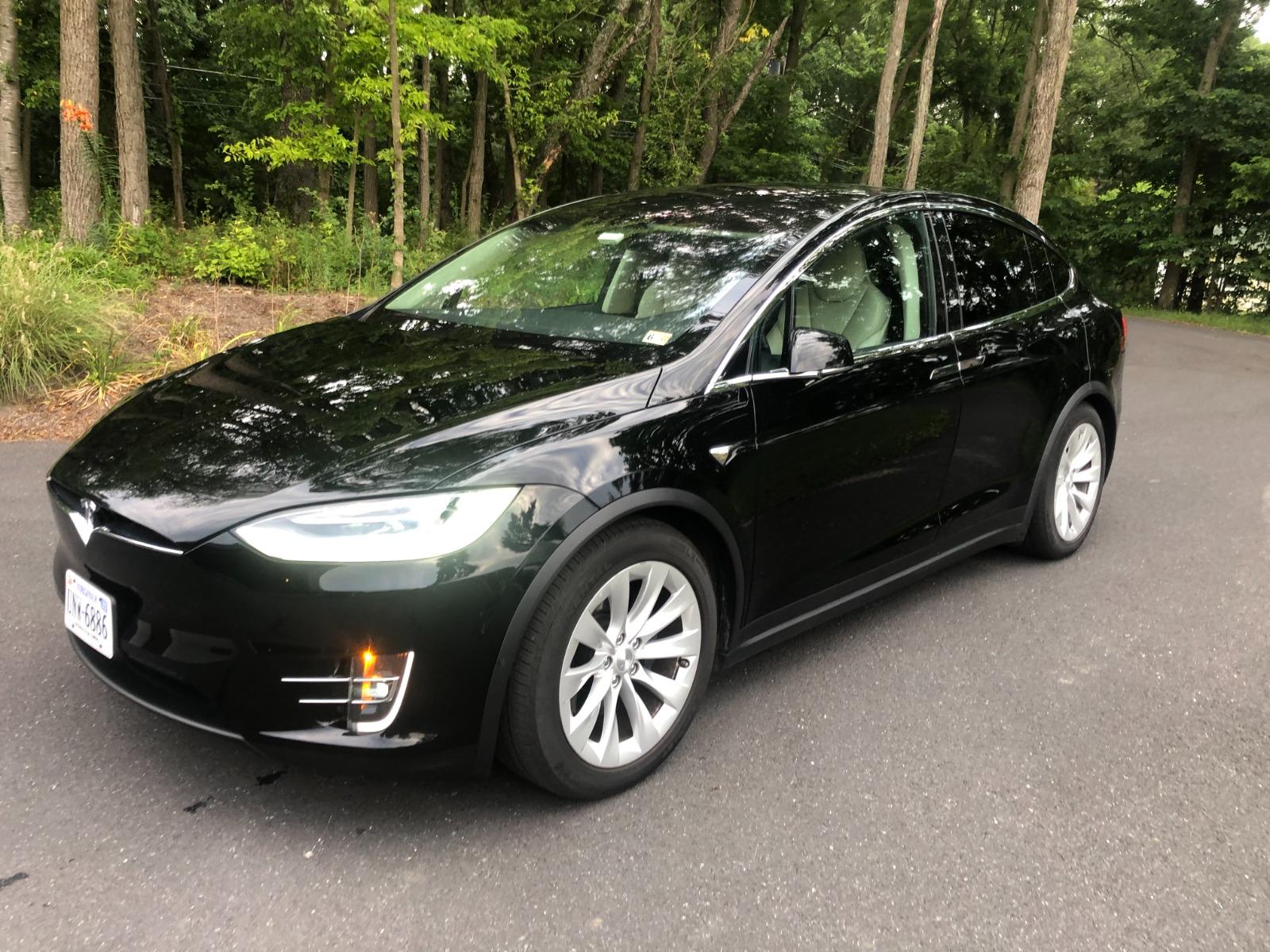2019 Model X 100D full