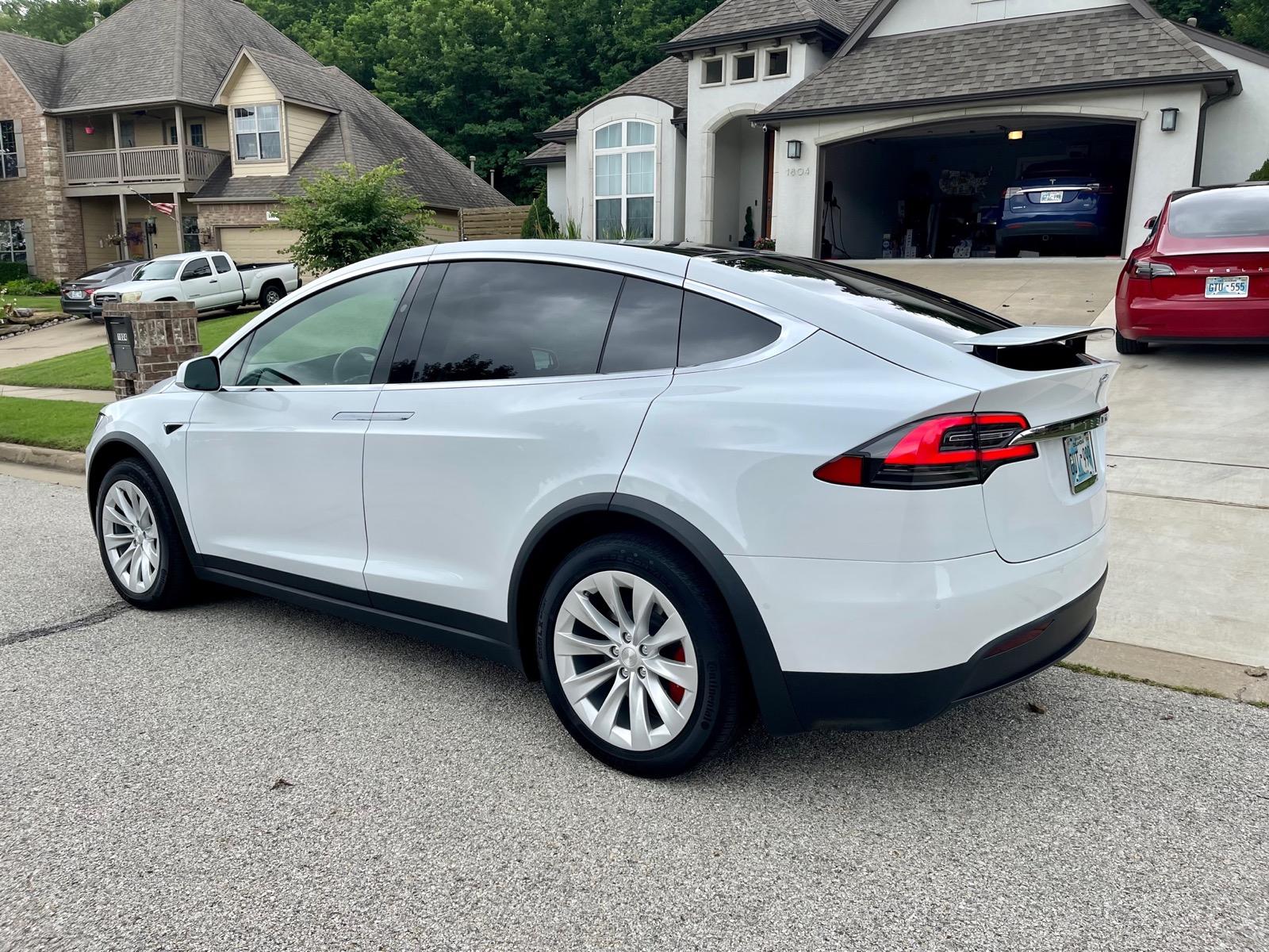 2021 Model X Performance full