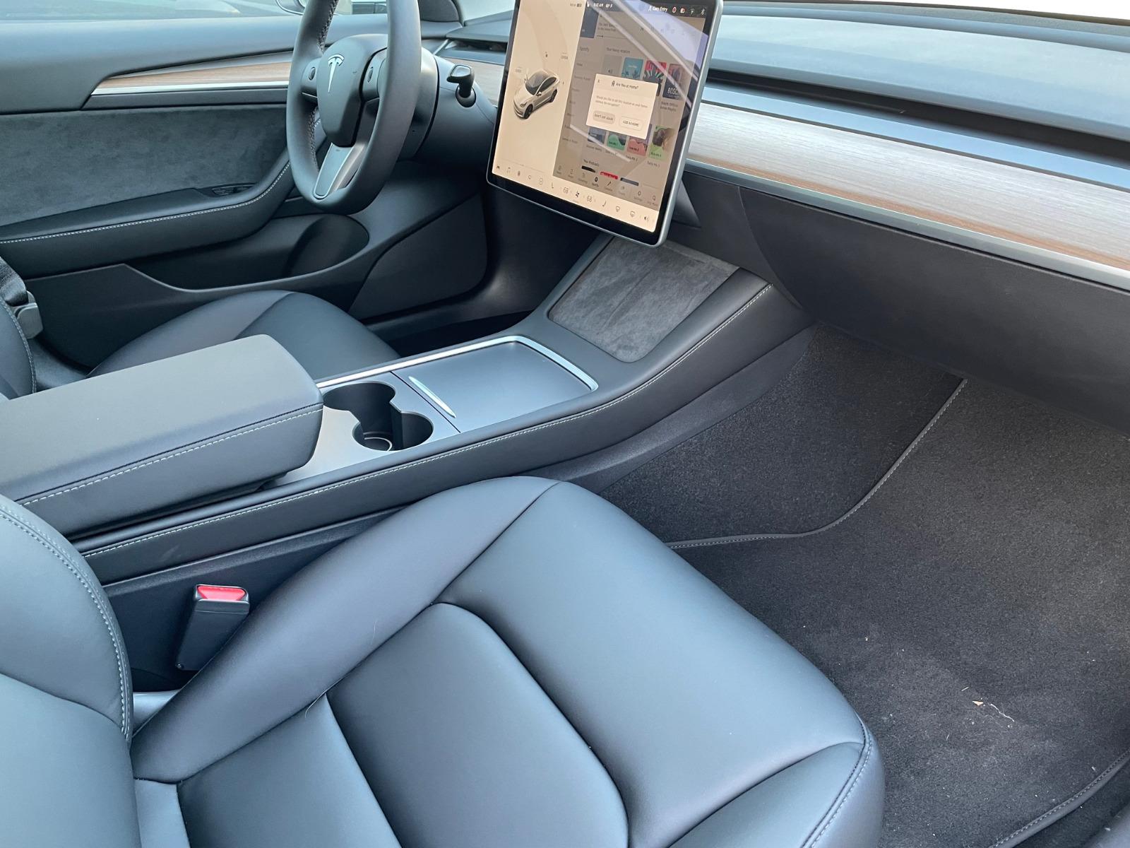 2021 Model 3 Long Range AWD full