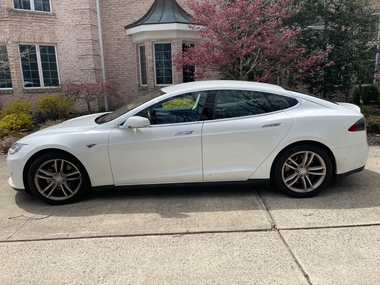 2015 Model S 85D full
