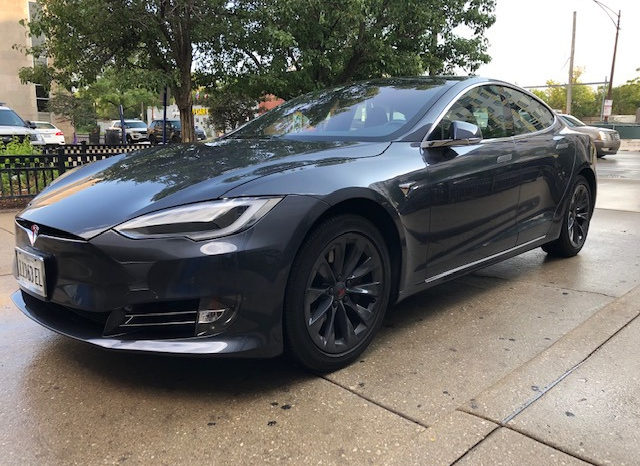 2018 Model S 75D
