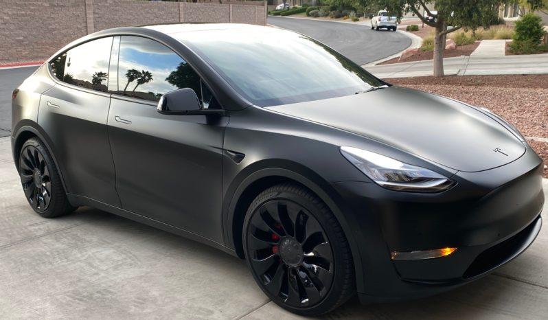 2021 Model Y Performance