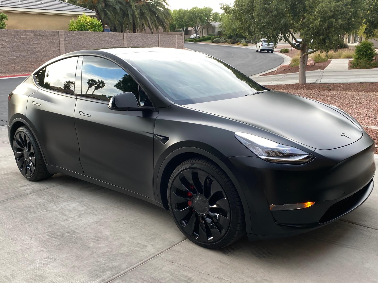 2021 Model Y Performance full