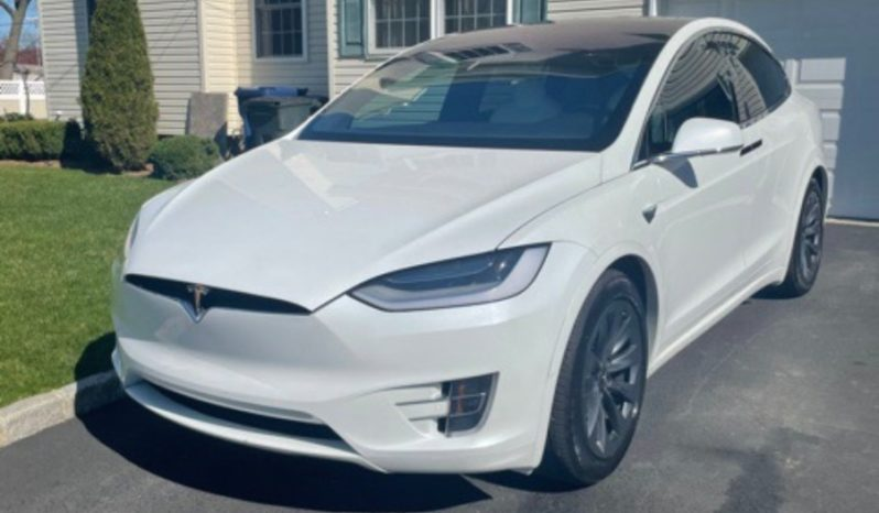 2020 Model X Long Range Plus AWD