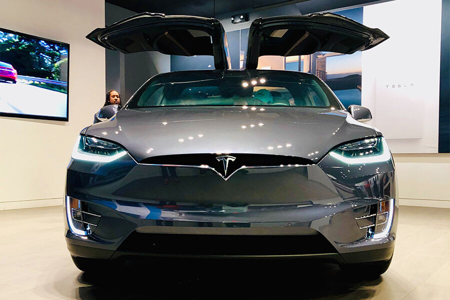 New Model X Price