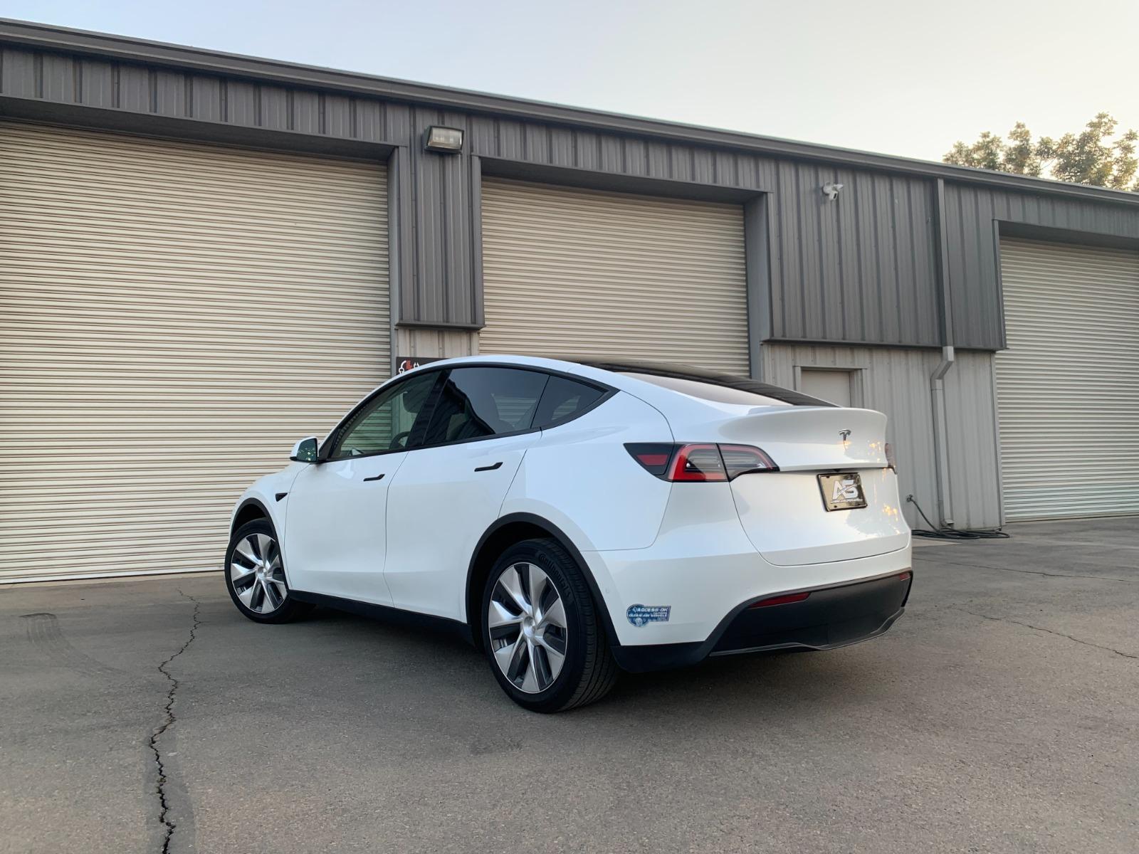 2021 Model Y Standard Range RWD full