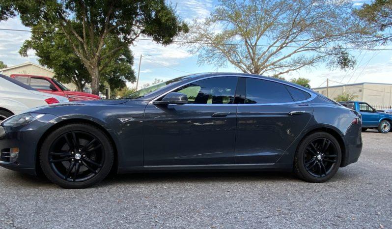 2015 Model S 70D