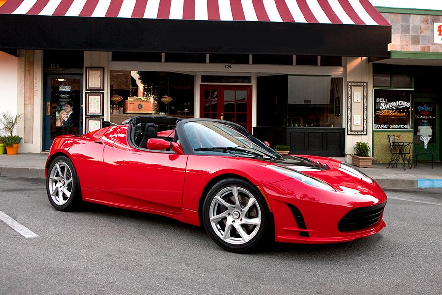 Sell My Tesla Roadster