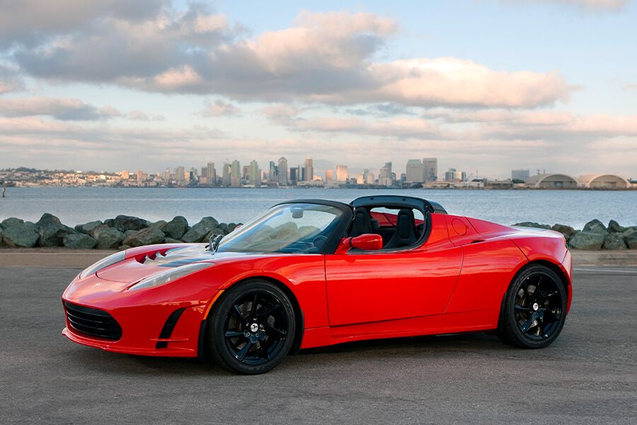 Sell Your Used Tesla Roadster