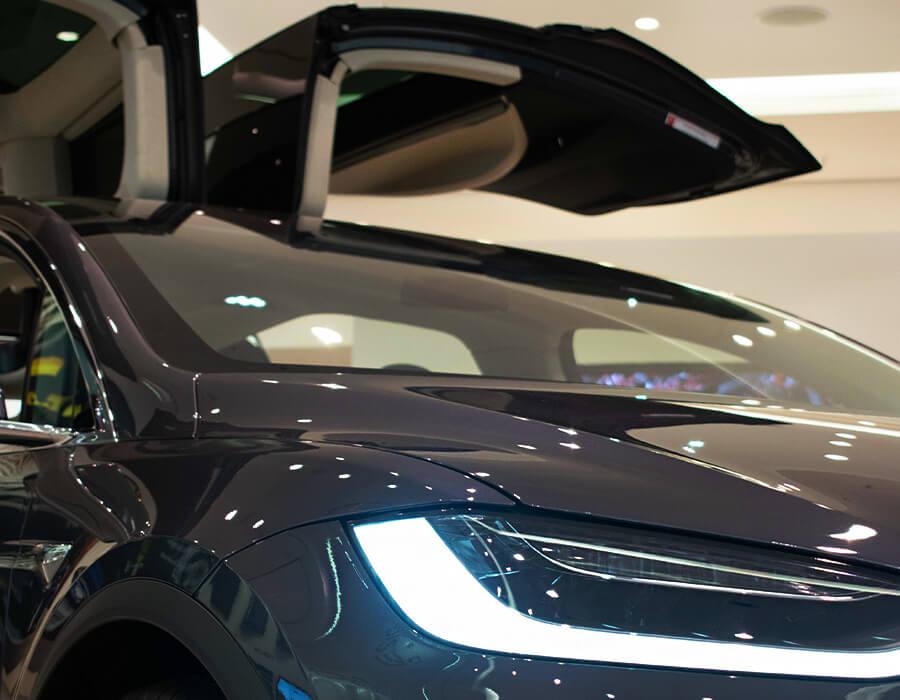 Tesla Dealer Model X CPO