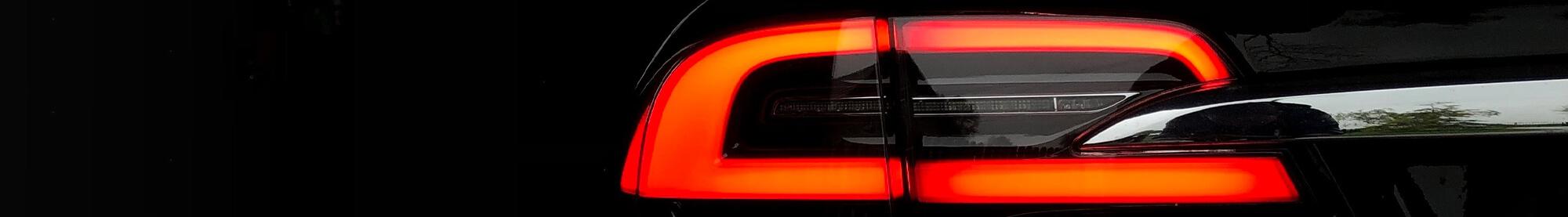 Tesla Model X Taillight